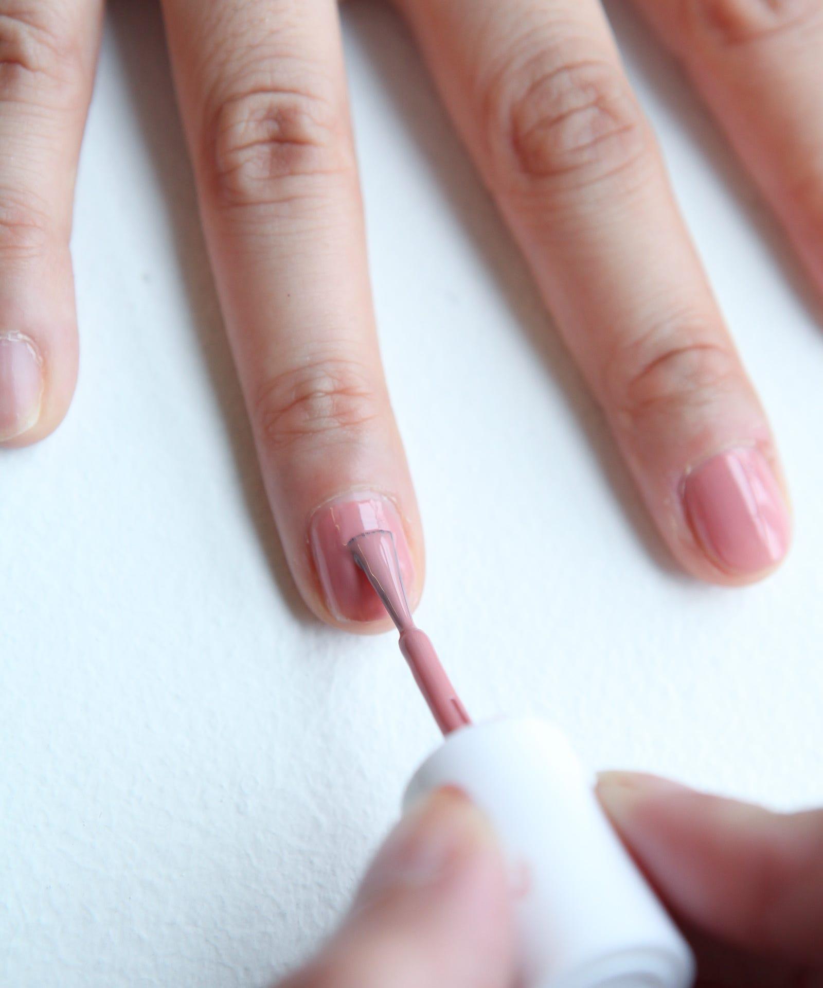 How To Repair Acrylic Damage To Natural Nails