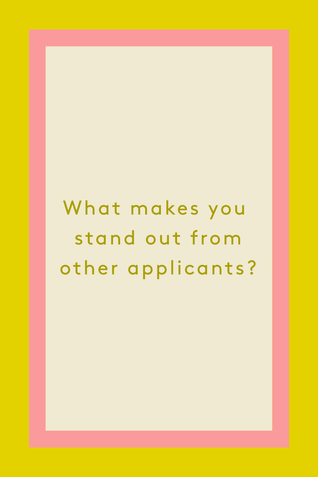 Refinery29  Common Interview Questions