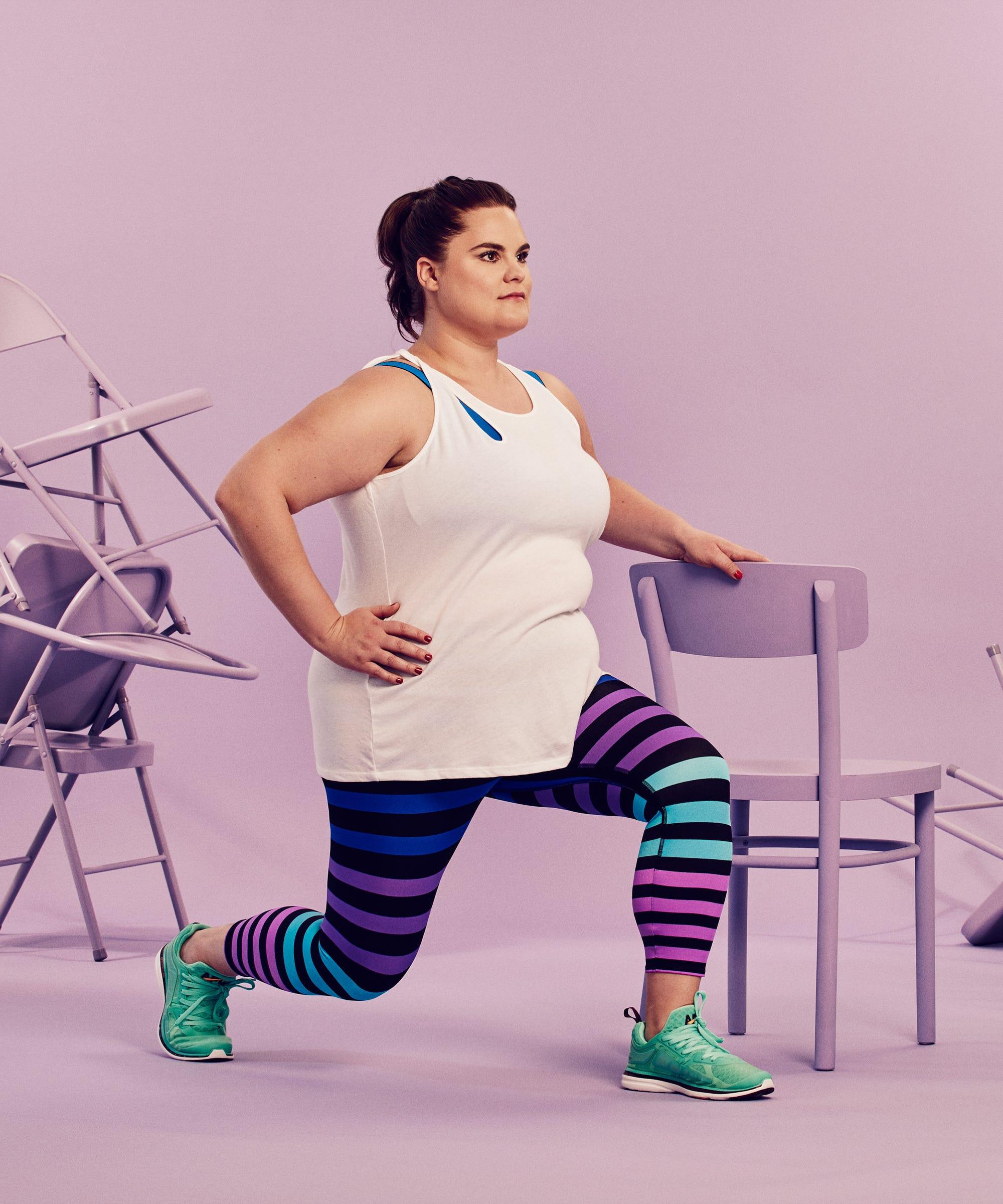 30 Tage, 4 Übungen, 1 Stuhl: Fitness-Challenge für den ganzen Körper