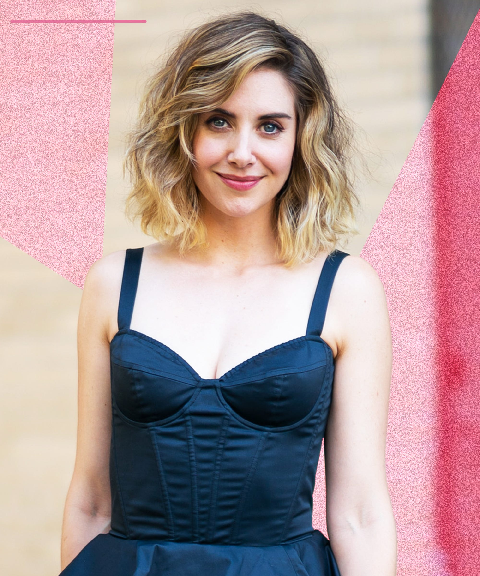 Alison Brie Just Got A Dramatic Hair Makeover For Summer