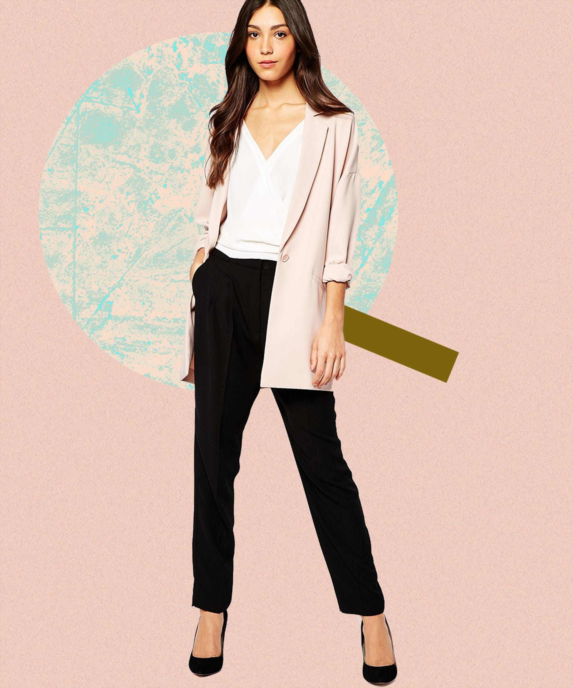 How To Dress For The Office Trendy Work Clothes