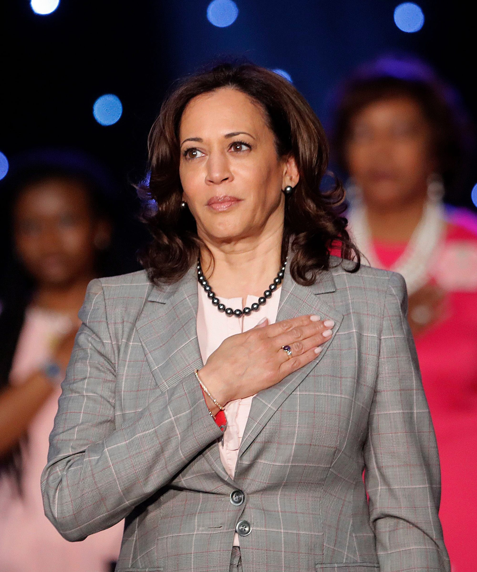 Kamala Harris Reintroduces Maternal Mortality Bill, Aiming To Prevent Healthcare Bias Against Black Women