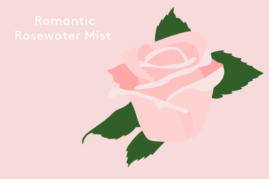 How to make hydrating face mist if you love the scent of roses youll love this diy rosewater mist rosewater has tons of beneficial properties for skin from hydration to calming solutioingenieria Gallery
