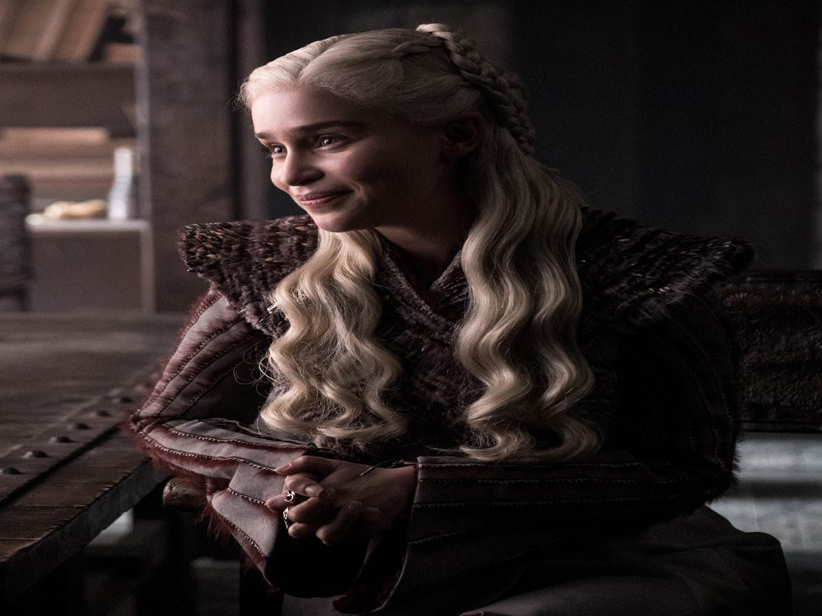 Daenerys Targaryen s Hair Should Rule The Seven Kingdoms