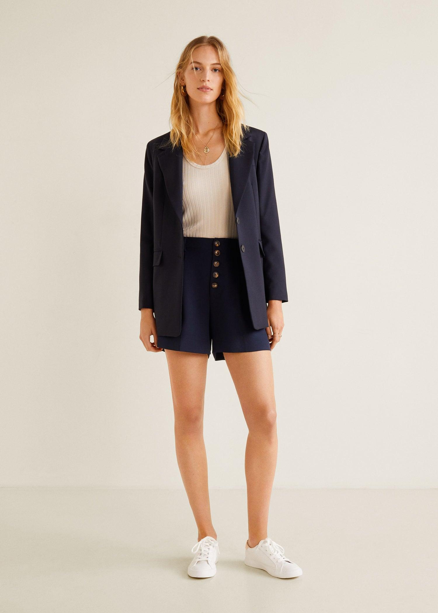 4156da5f9ef8 Mango Fall 2018 Collection Has Cute Workwear For Cheap