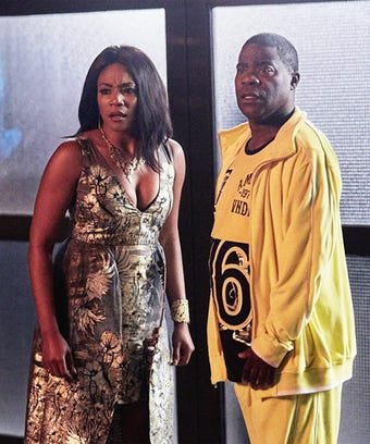 tiffany haddish tracey morgan the last og TBS