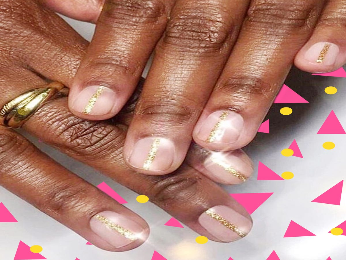 Manicure Inspo That Won't Give You Short-Nail Shame