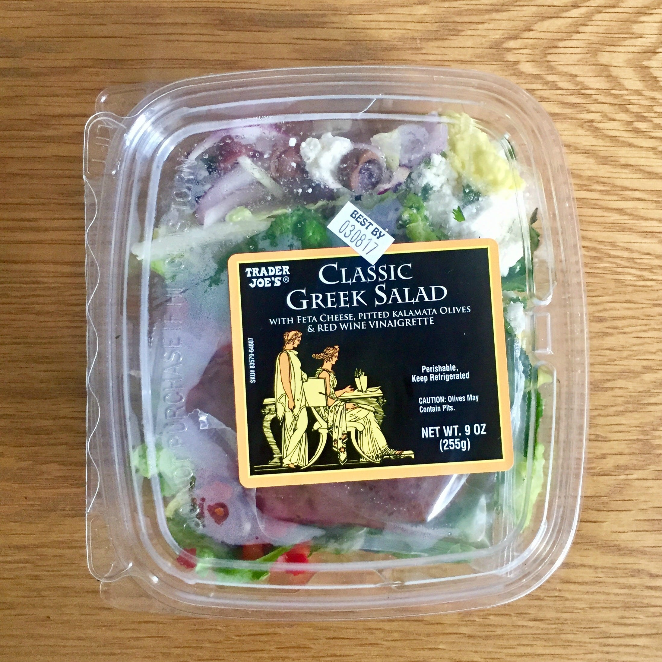 Trader Joes Pre Made Salad Mixes Review Lunch Kits
