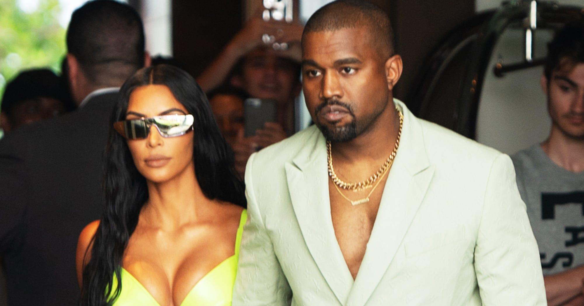 5662e832f Virgil Abloh On Kanye West Yeezy Slides Wedding