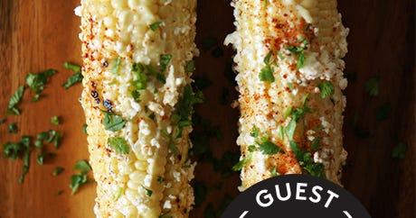 Truffle & Cheese Mexican Corn? Sign Us Up!