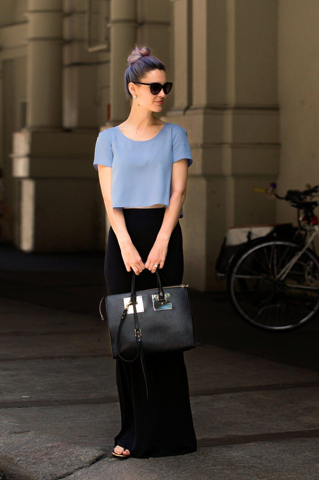 afc9d7f3731 Summer Street Style- NYC Fashion