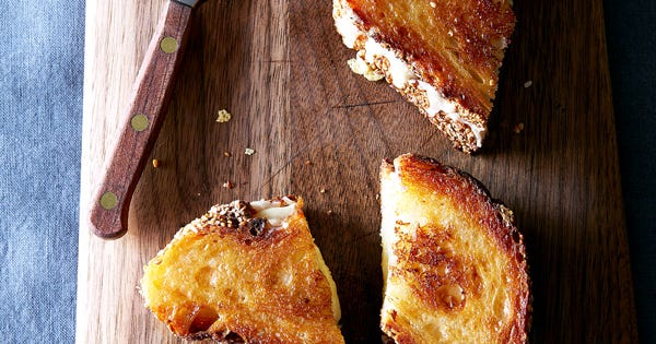The Secret To Making Grilled Cheese Like A Pro