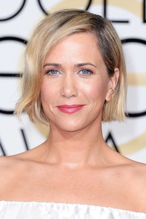 Short Hair Golden Globes 2015