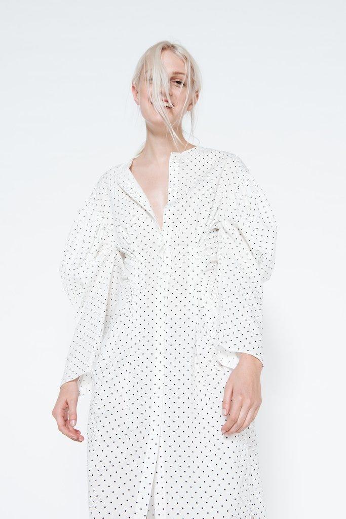e368dd92c Cute Ways To Wear The Polka Dot Trend Winter 2018