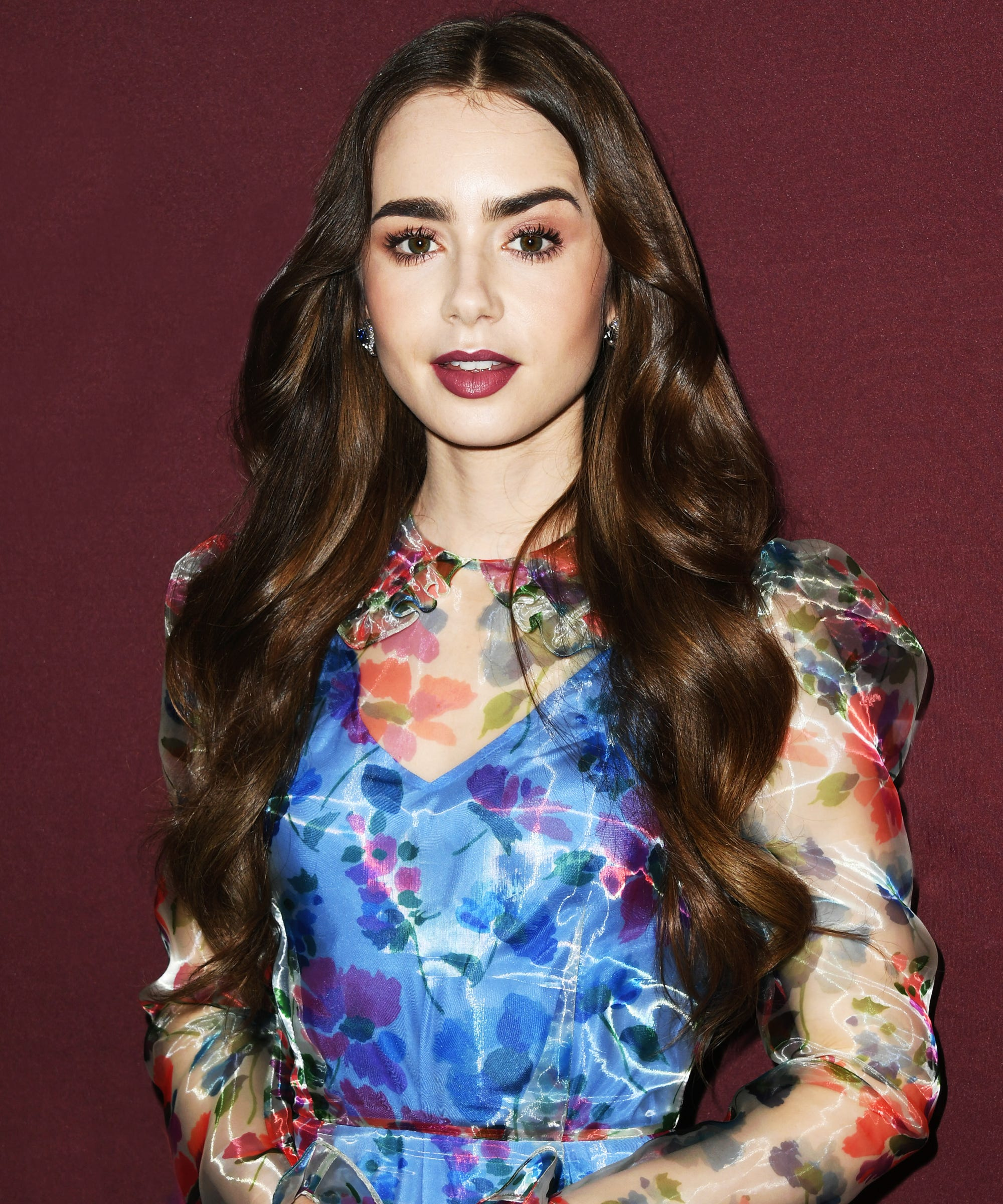 It Looks Like Lily Collins Is Dating Emilia Clarke's Ex