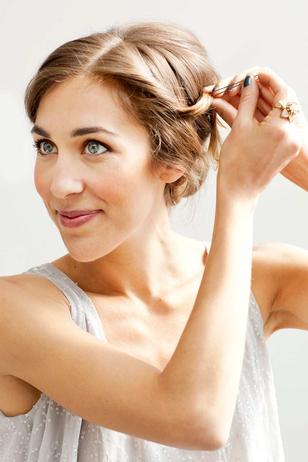 Wedding Hairstyles Bridal Hair How To And Diy Tips