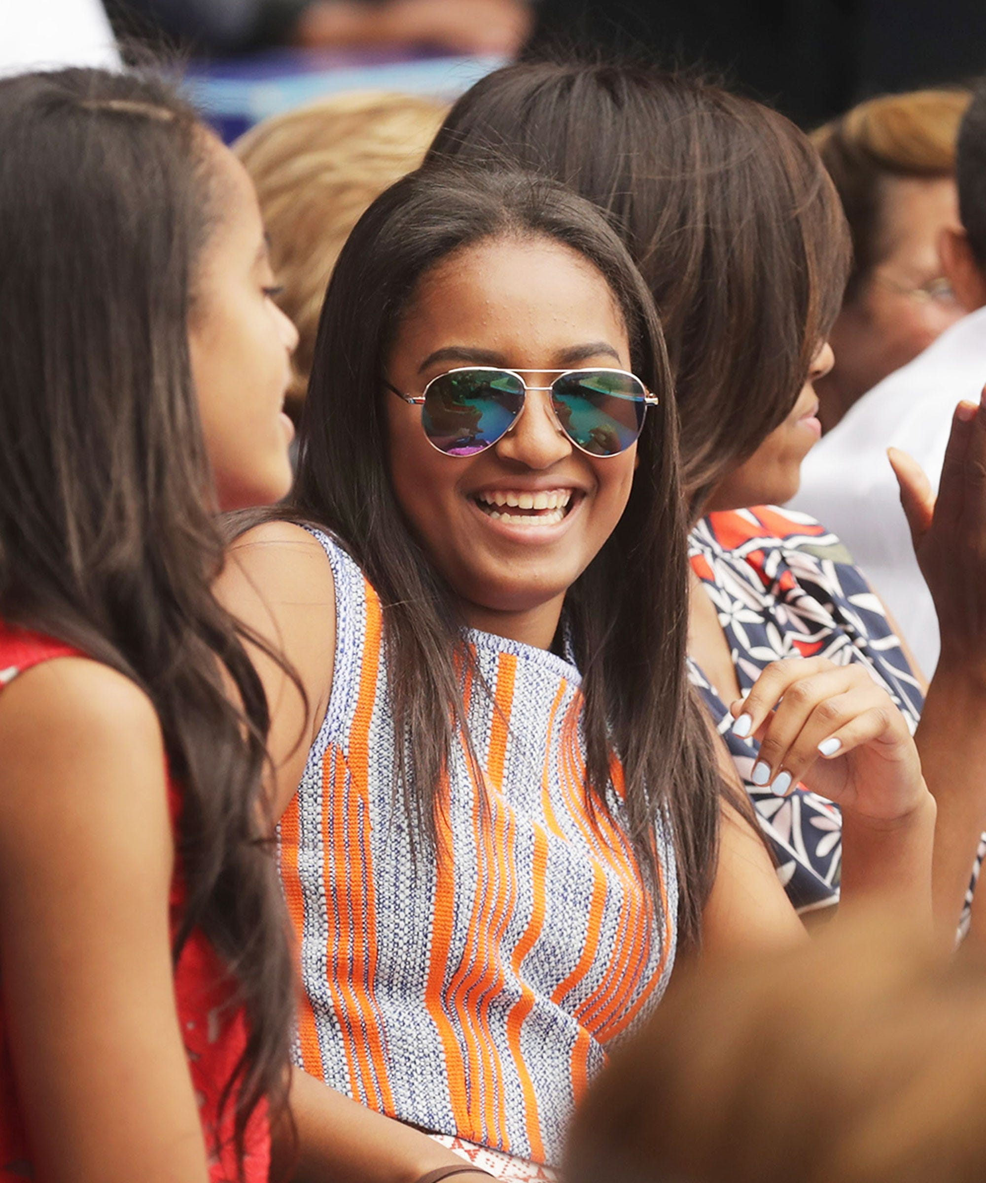 Sasha Obama Is Reportedly Headed To University Of Michigan For College