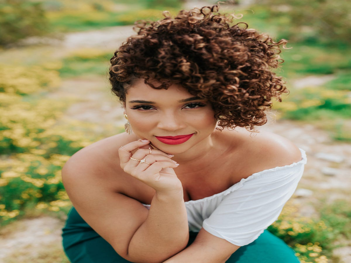 Ada Rojas Is Going From Influencer To Entrepreneur With Her Own Natural Hair Line