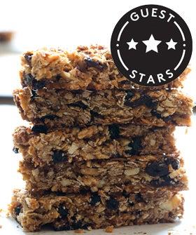 How To Make Homemade (Healthy) Granola Bars