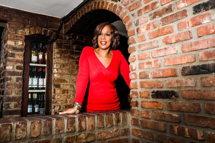 I Took My Former Boss, Gayle King, To Lunch & We Talked Breakups, Career Goals, & Yes, Oprah 2020 images 0