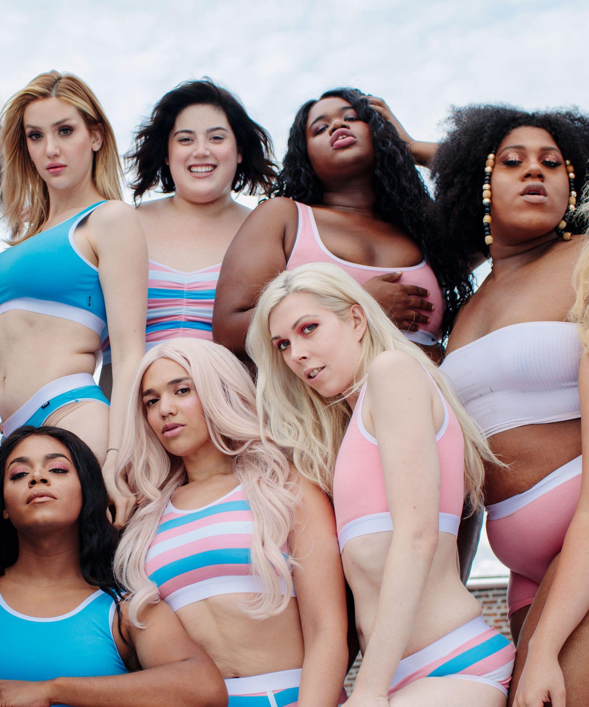 These Joyful Photos Celebrate The Beauty Of Trans Women