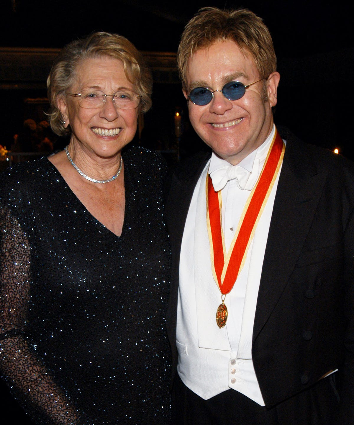 Elton John And Mother Had Bad Relationship In Real Life