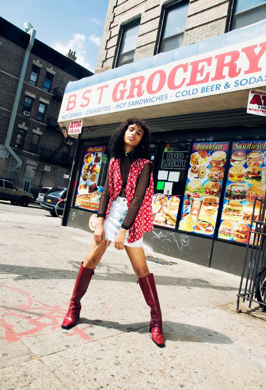 3acf4e825ade Brooklyn Teens Cool Clothing Photos Street Style