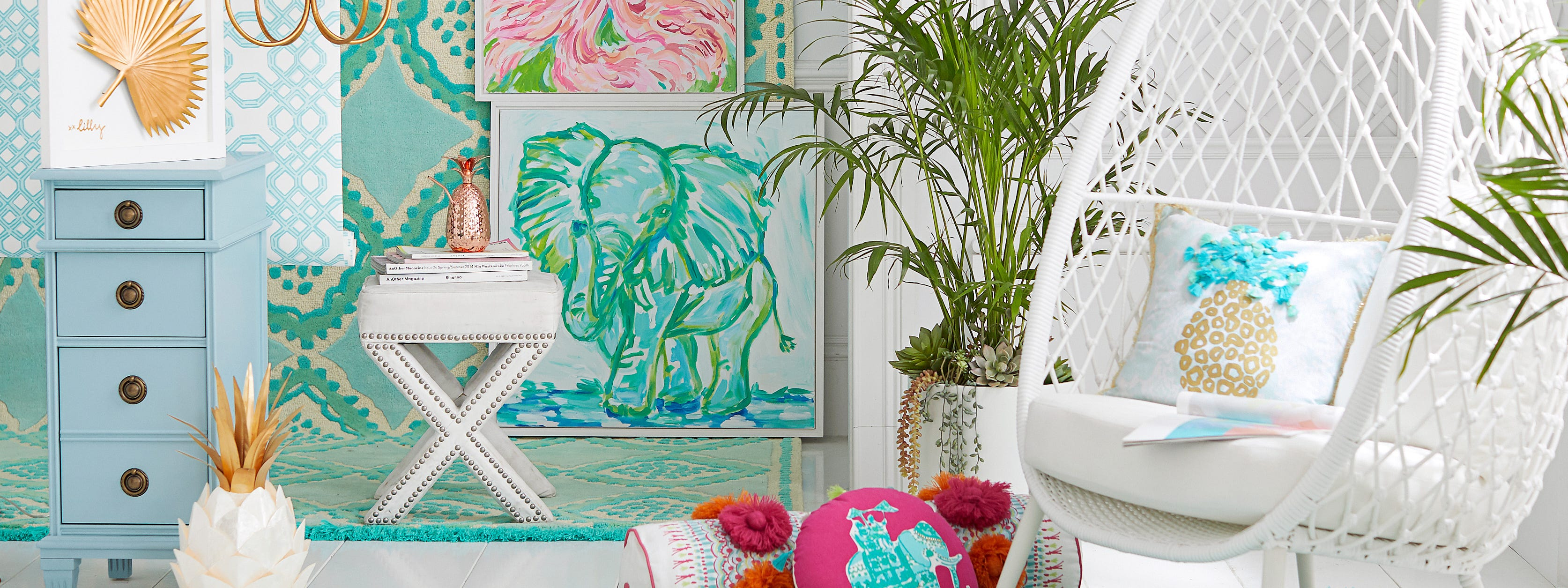 img designs pulitzer lilly dorm bedding room bed