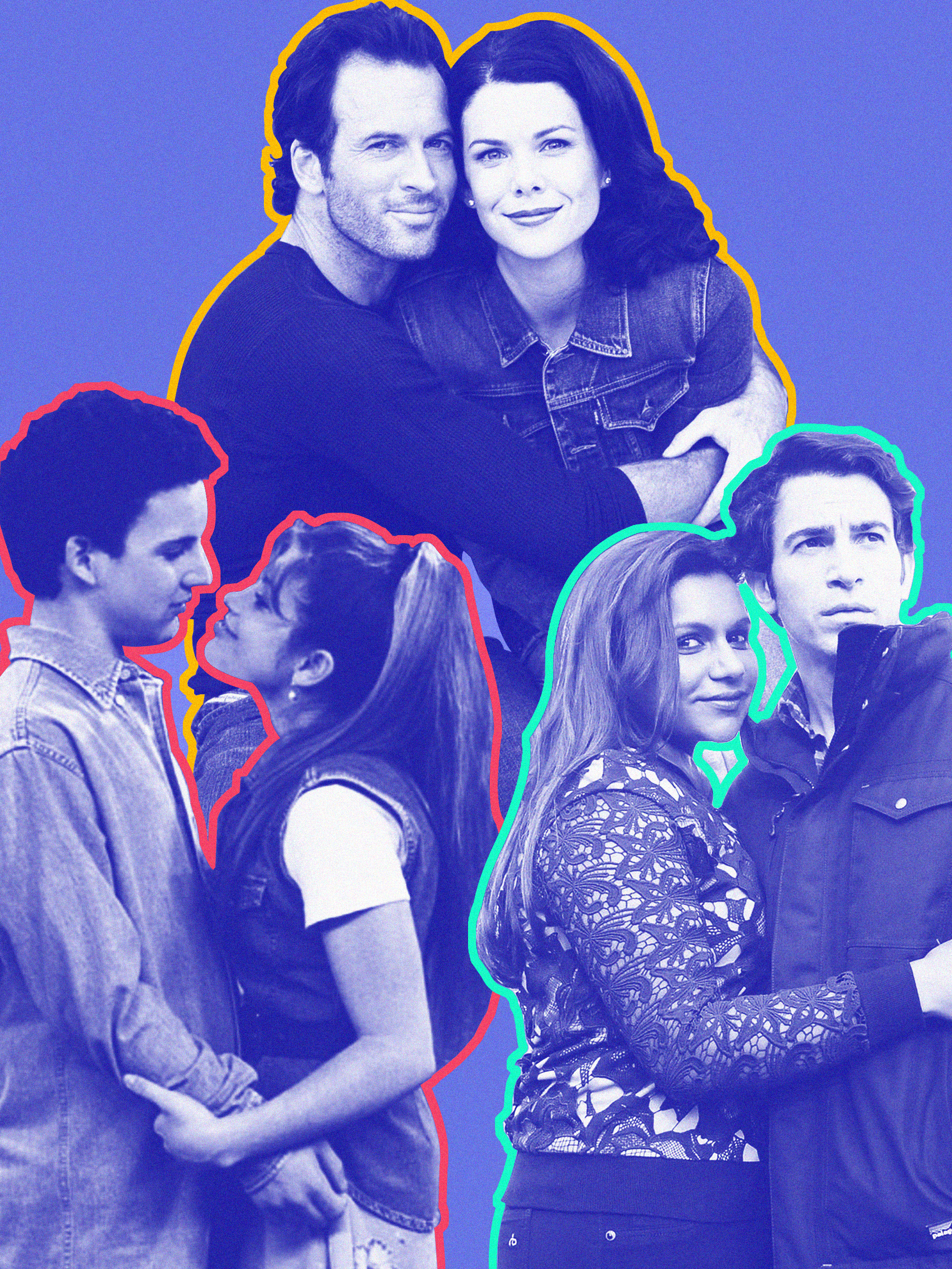 Television characters and movie characters sex stories