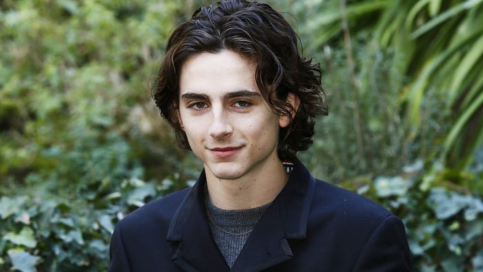 Call Him By His Nickname: A Guide To Talking About Timothée Chalamet