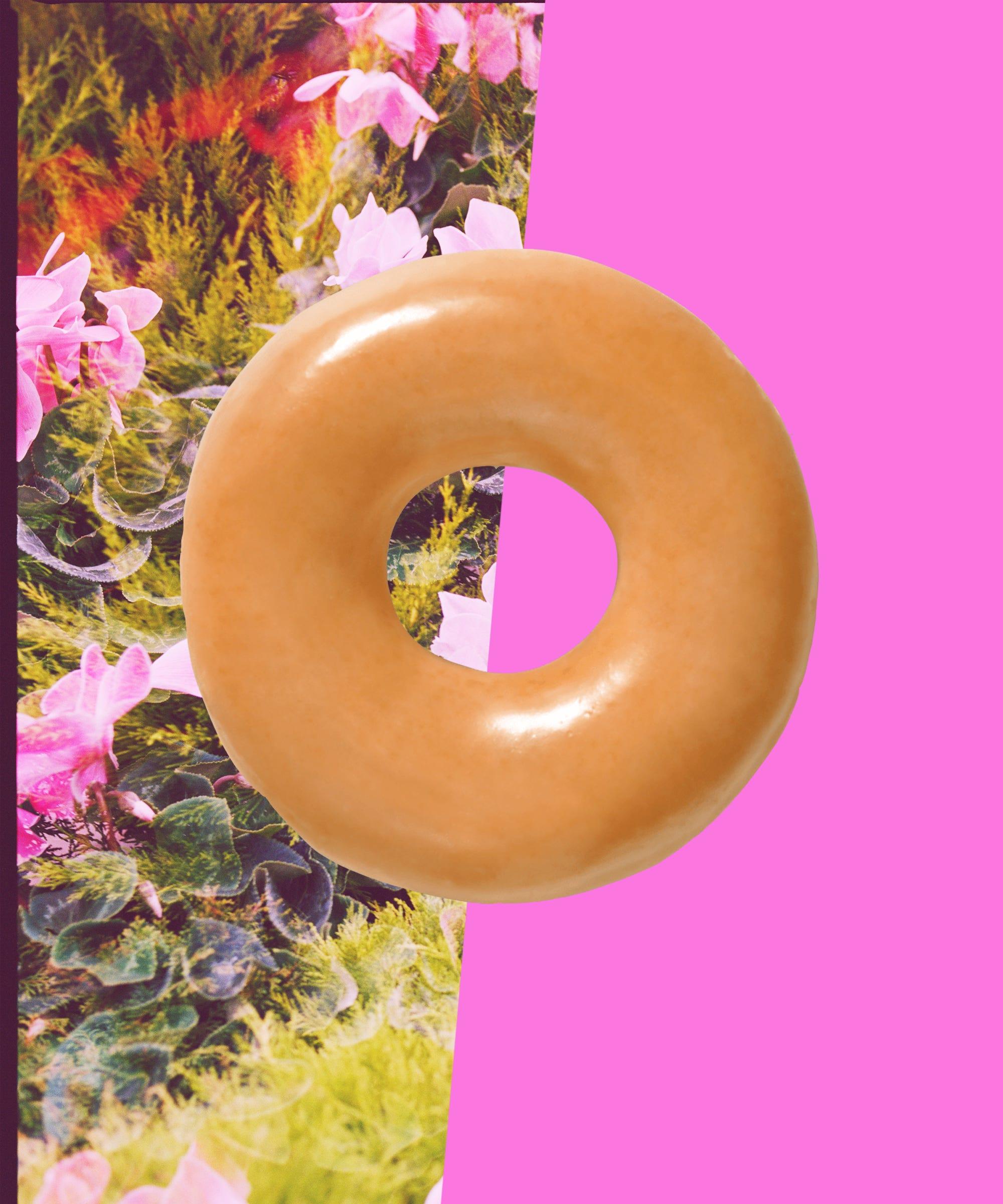 Krispy Kreme Is Adding Some Fruity Treats To Its Summer Menu