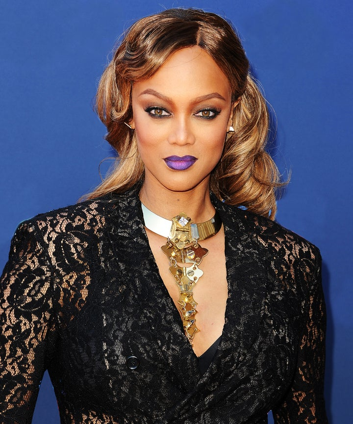tyra banks regrets posting son york photo