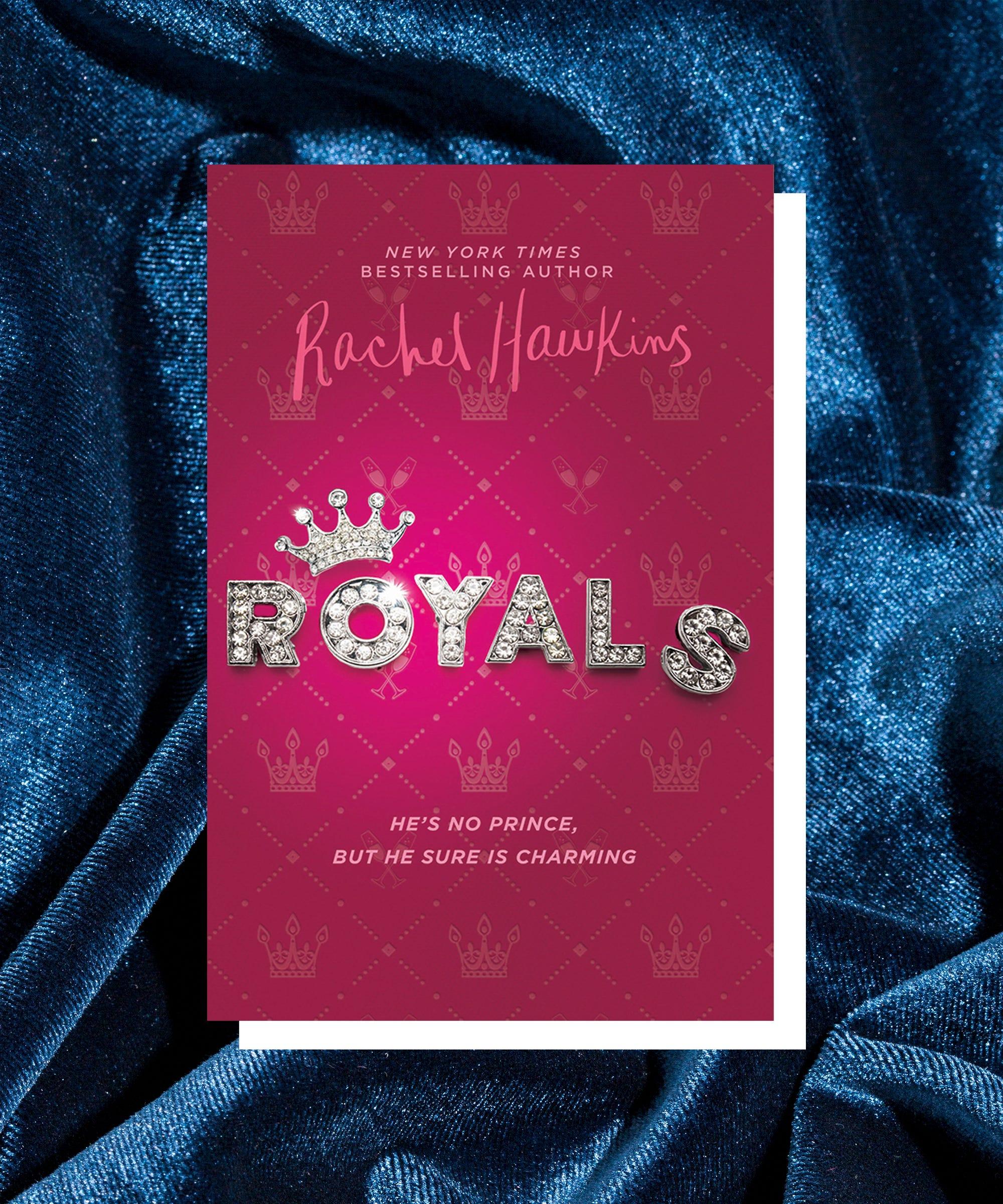 Royals YA Romance Between American And British Prince