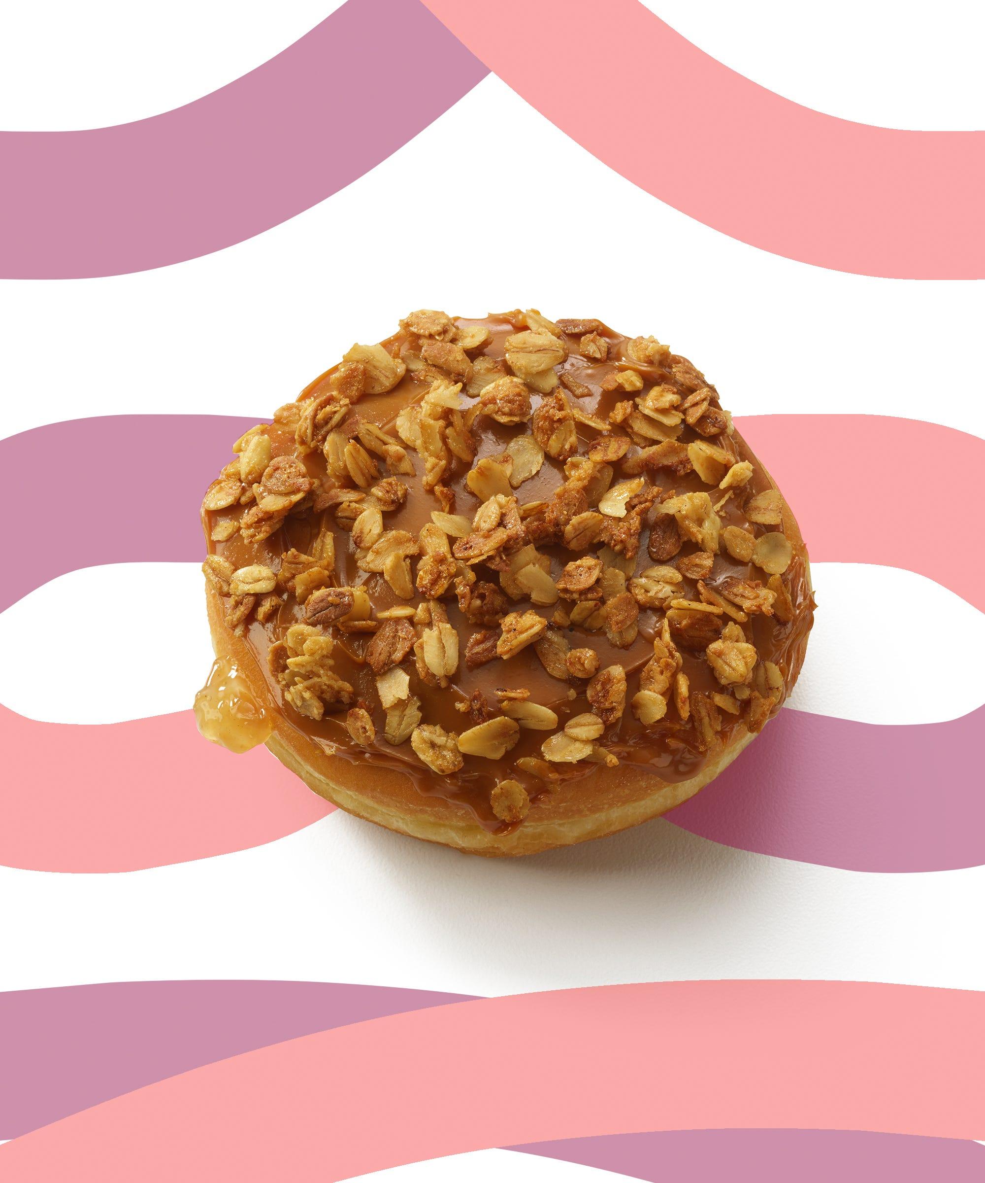 b1d47376db9 Dunkin Donuts Fall 2018 Menu Includes Apple Crisp Donut