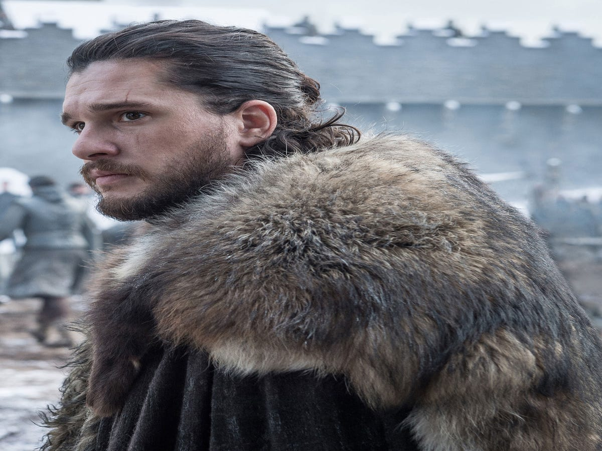 8 Reasons To Mourn Jon Snow s Hair After Game Of Thrones Ends