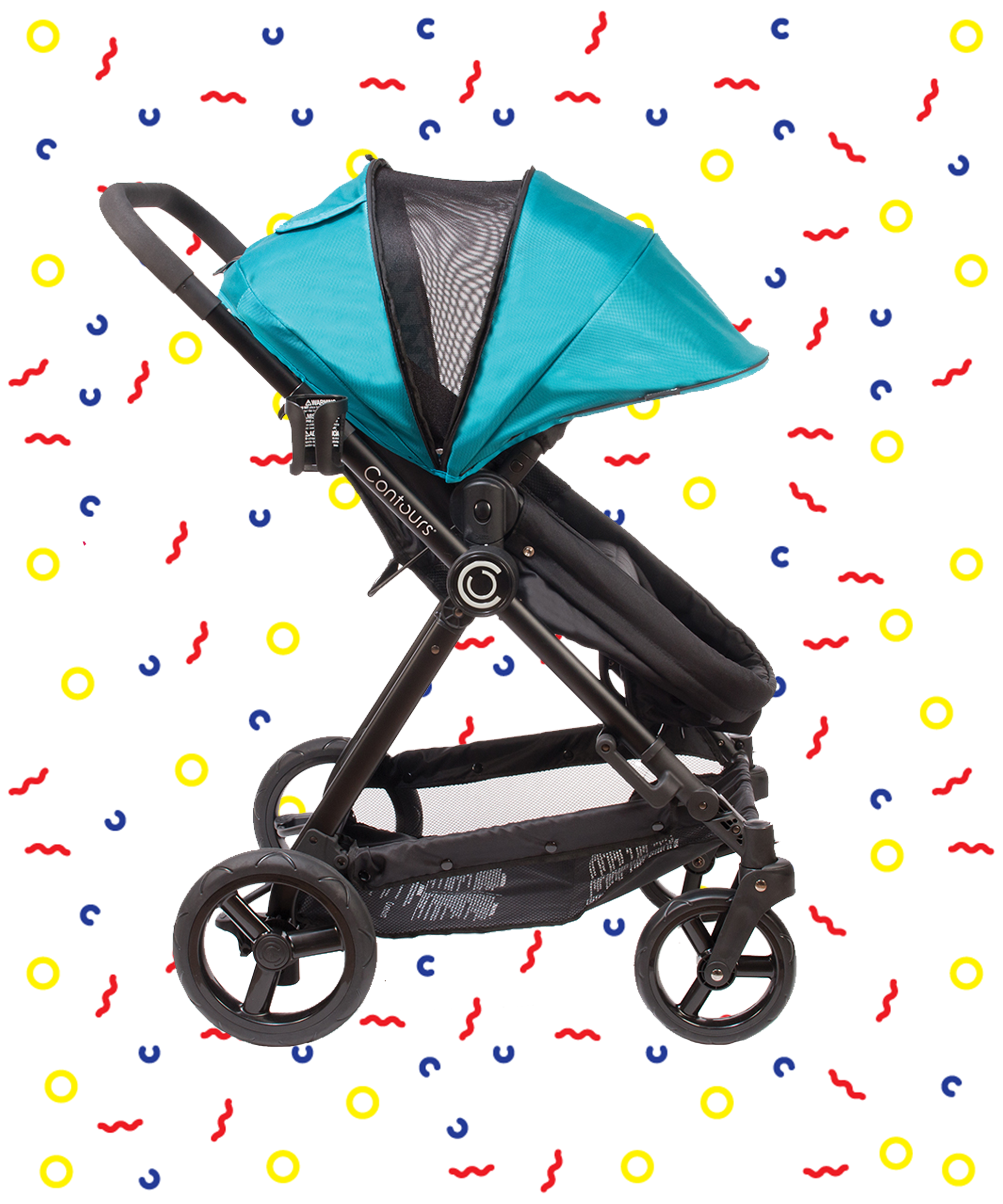 f6197d280c1 Adult-sized Stroller - Contours Baby Bliss