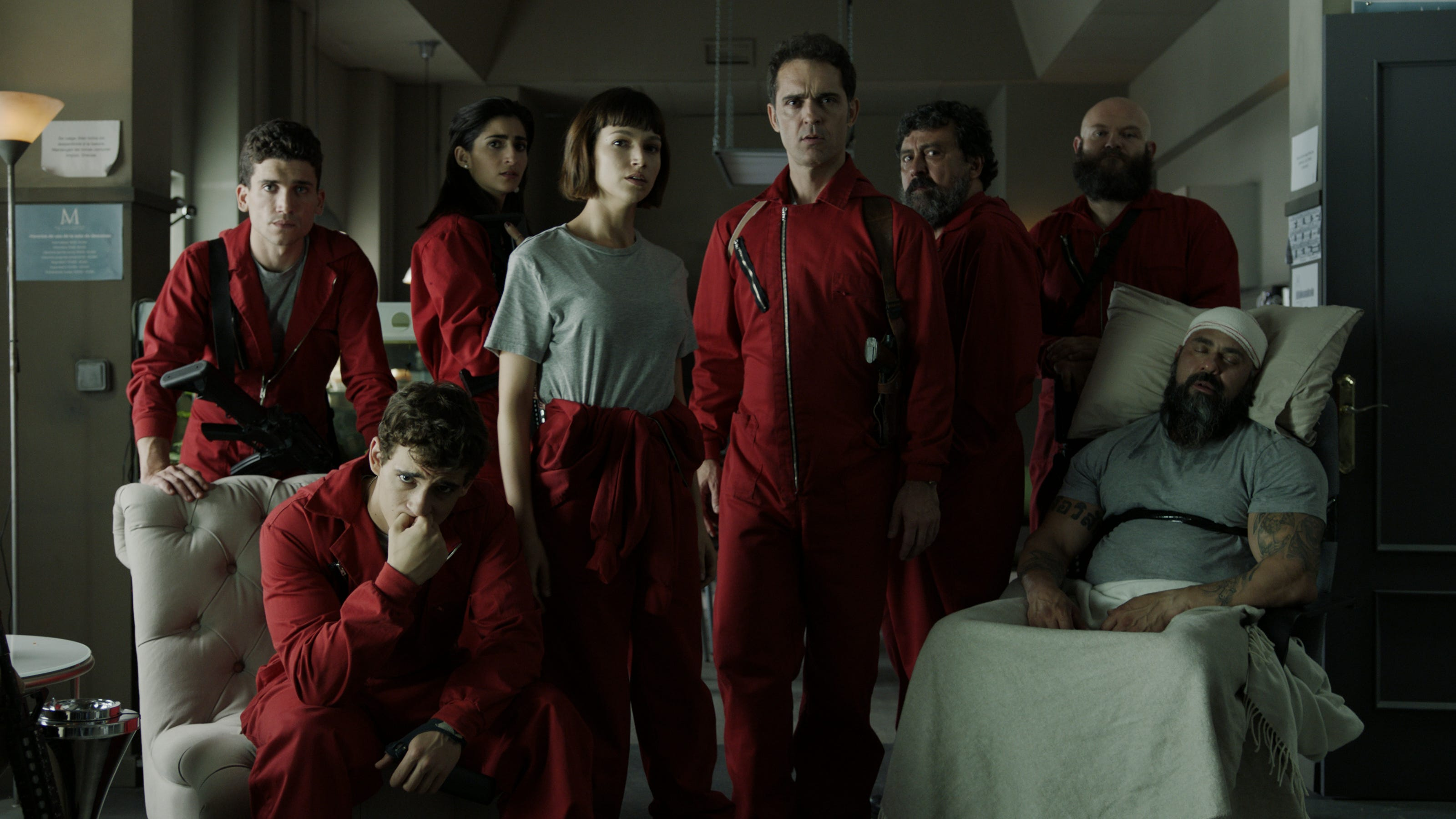 The Best Spanish Shows On Netflix Original Series 2018