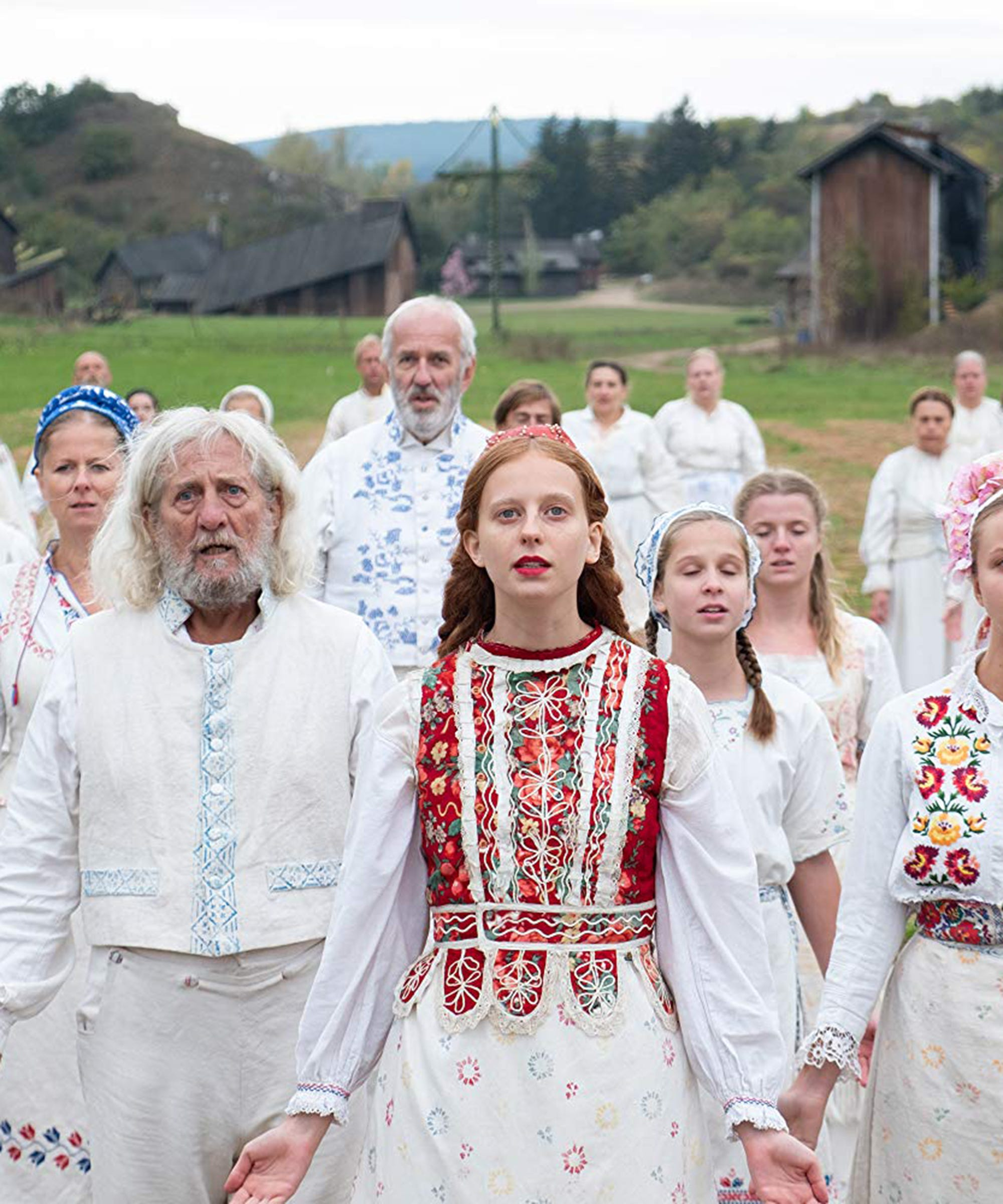 This Is How Scary Midsommar Is, In Case You're Still Trying To Decide If You Can Handle It