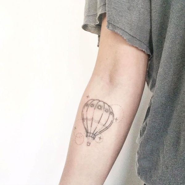 Stick And Poke Tattoos Pictures