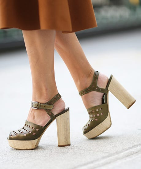 38 Gorgeous Shoes Spotted On The Streets Of New York City