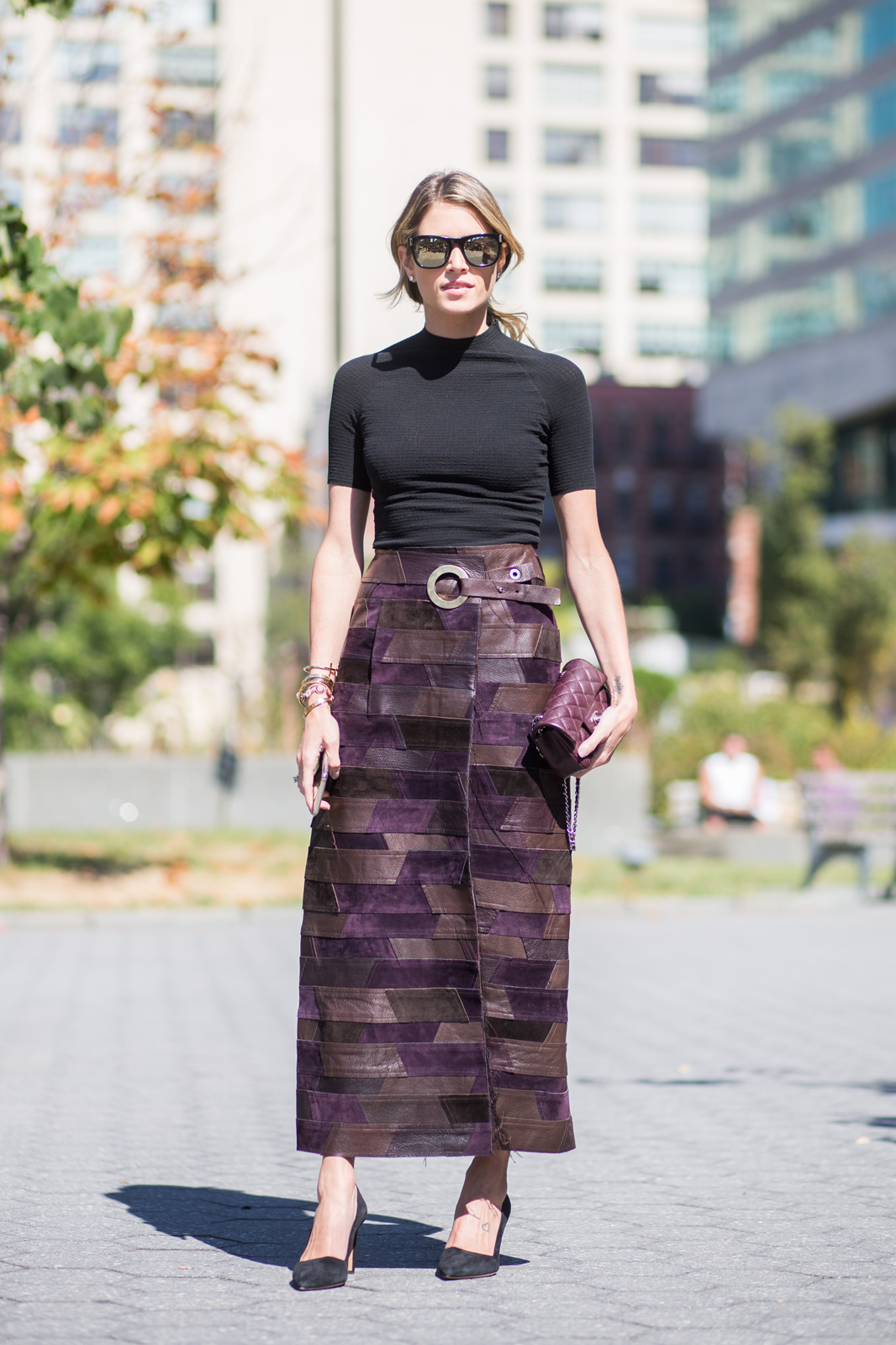 Skirts midi are in style for best photo