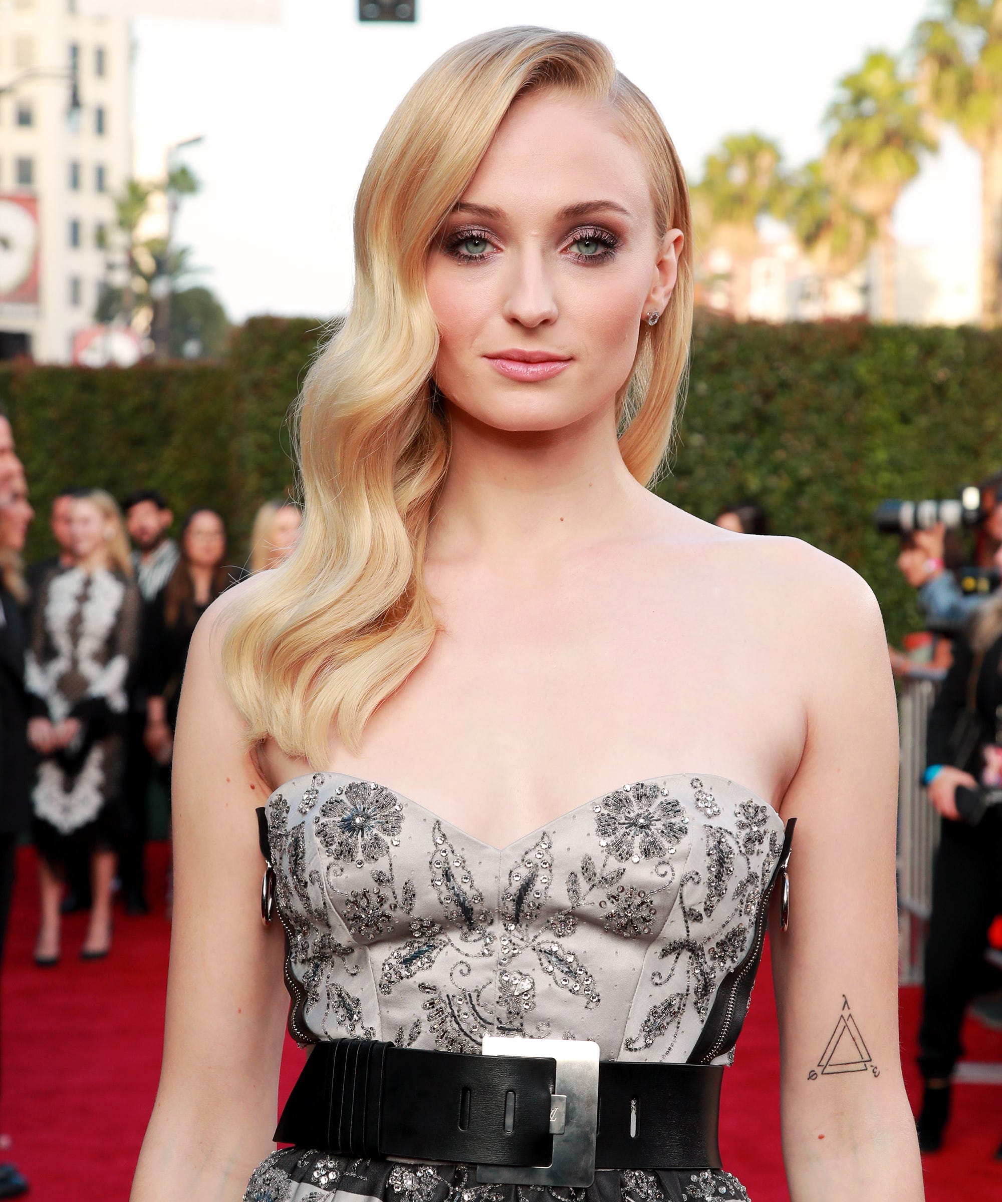 Sophie Turner's First Oscar Role Just Fell Into Her Lap
