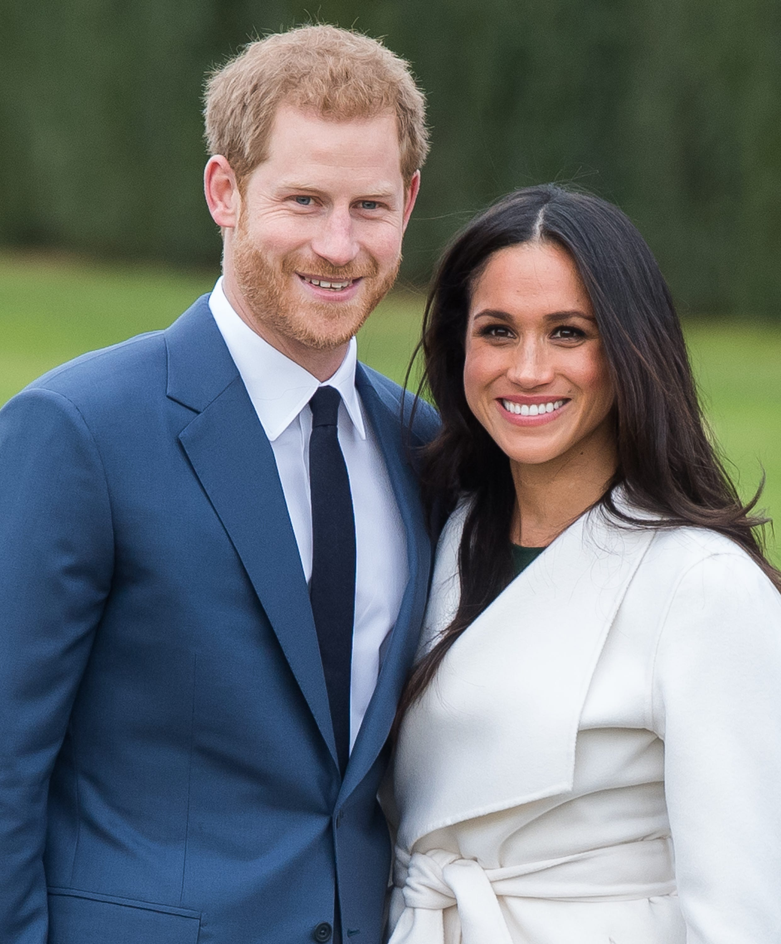 The First Photos Of Meghan Markle & Prince Harry's Baby Boy Are Finally Here