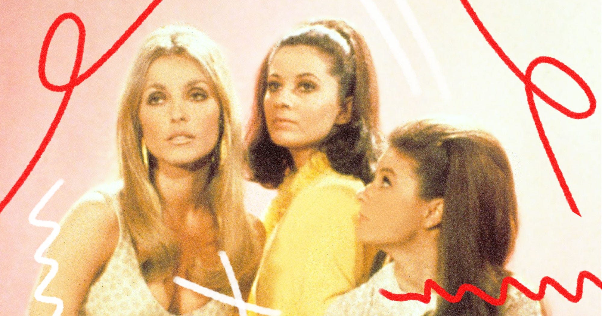 Valley Of The Dolls Is A Sexy Piece Of Gossip With A Dark, Important Message