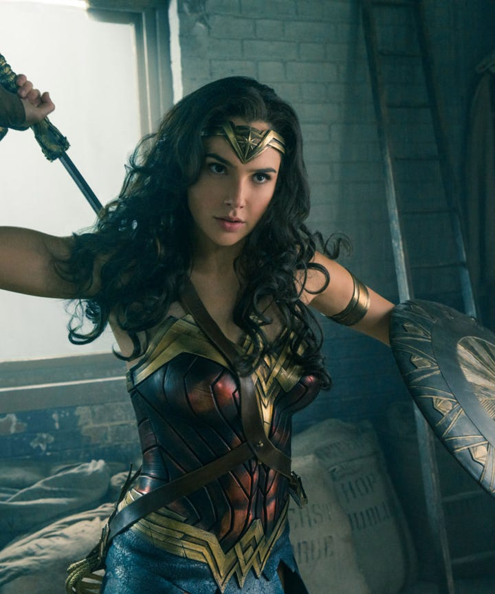 Best wonder woman costumes 2018 cosplay movie outfits for decades dressing up as wonder woman has meant mixing up your sexiest self with a hefty portion of 70s camp sure youd have a skintight outfit and solutioingenieria Gallery
