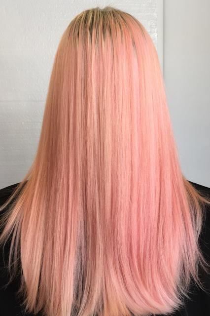 Hair gloss temporary color best semi permanent styles photo courtesy of tina dizon solutioingenieria Gallery