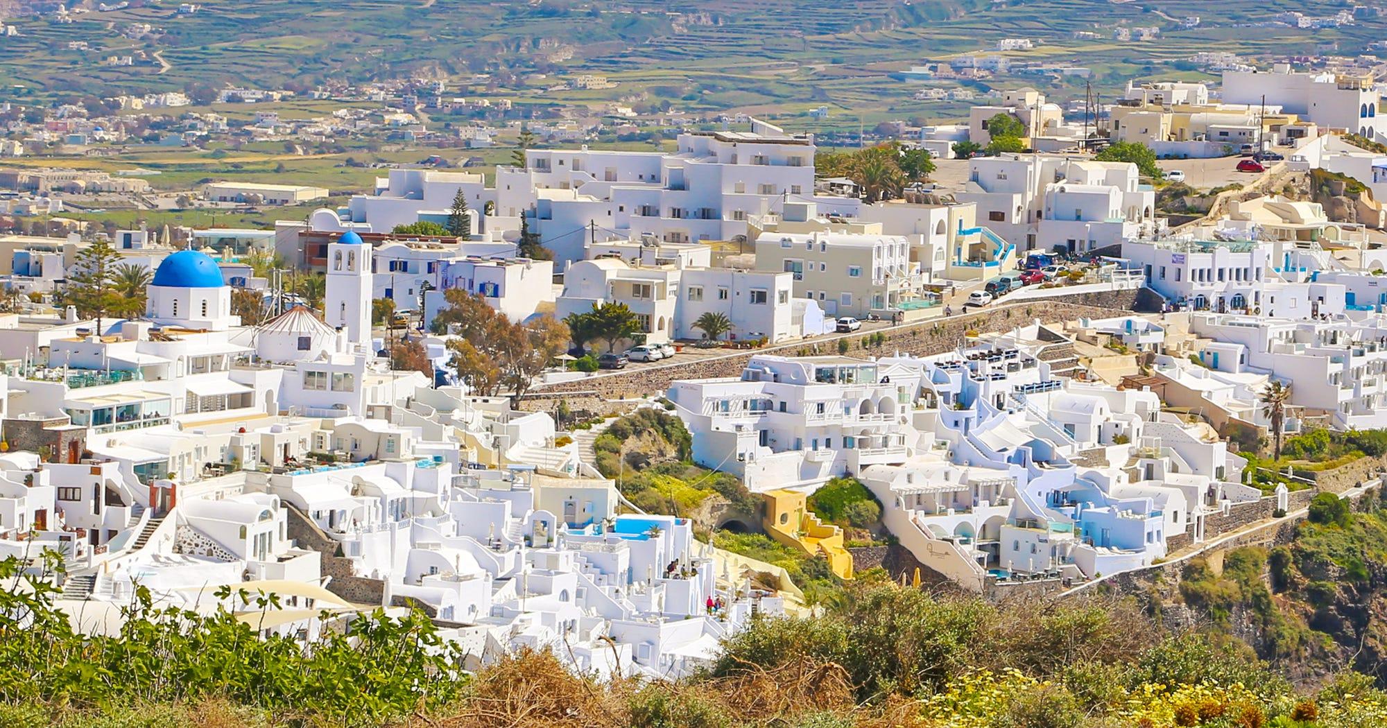 10 Dreamy Greek Getaways That Aren't Athens
