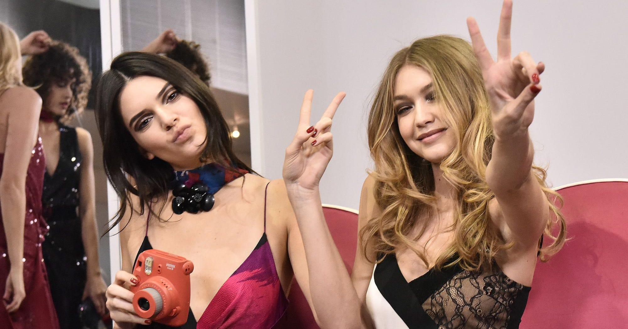 Gigi Hadid Explains Kendall Jenner Relation