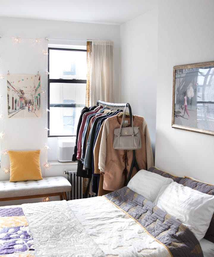 Sometimes Ious Homes Of Millennial City Dwellers Today 25 Year Old Melina Peterson Shows Us Around Her Crooked Studio In Greenwich Village