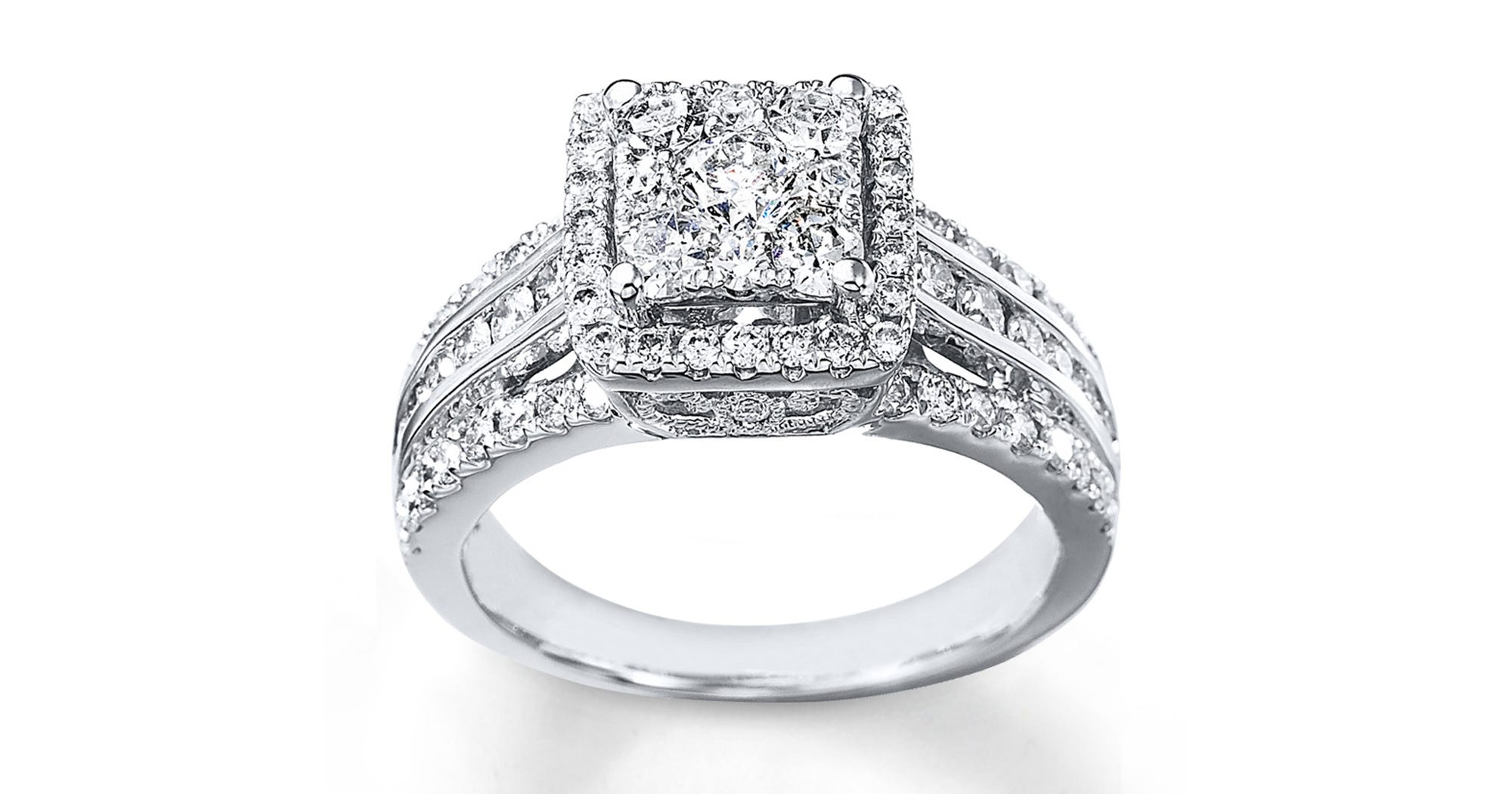 kay elegant engagement galery princess of diamond jewelers rings anisa at new cut usa ring image wedding